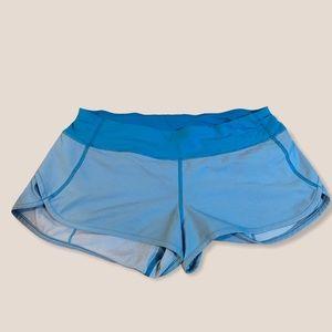 🌞Lululemon speed shorts